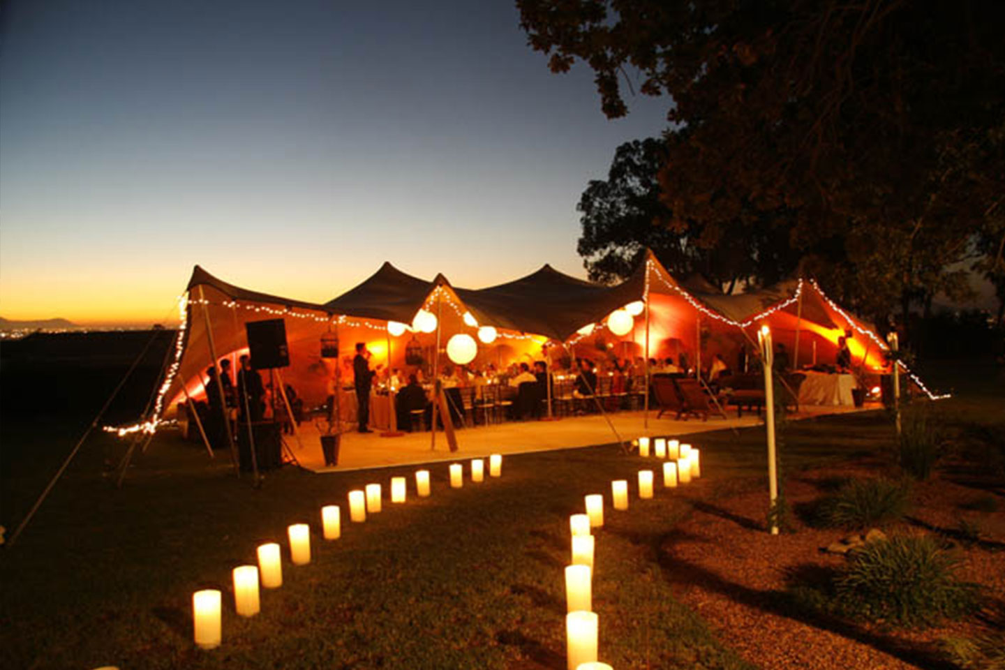 Afon Events Collective - Stretch Tent, Marquee